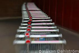 Line-of-shopping-carts