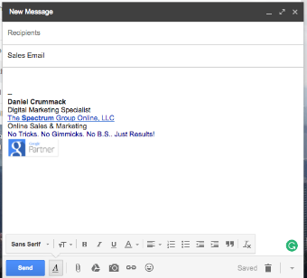 How to Write Emails that Get Replies - Spectrum Group Online