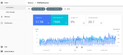 More Google Updates - Meet the New Search Console